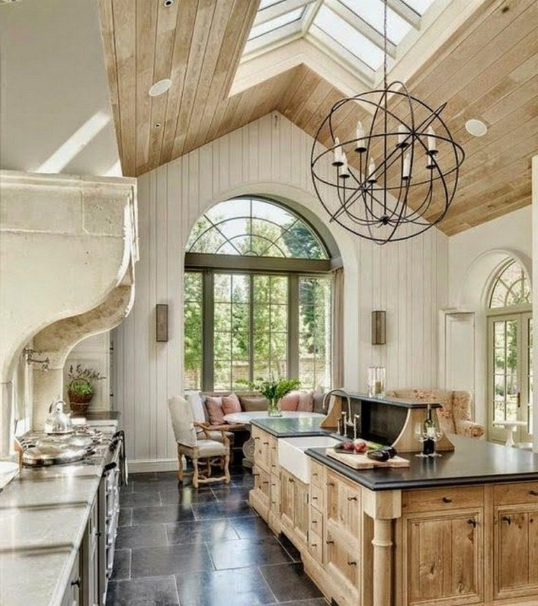 97+ Marvelous French Country Dining Rooms Decoration Ideas ...