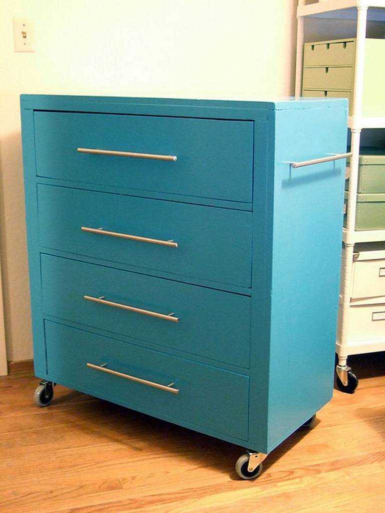 Repurpose Old Drawers