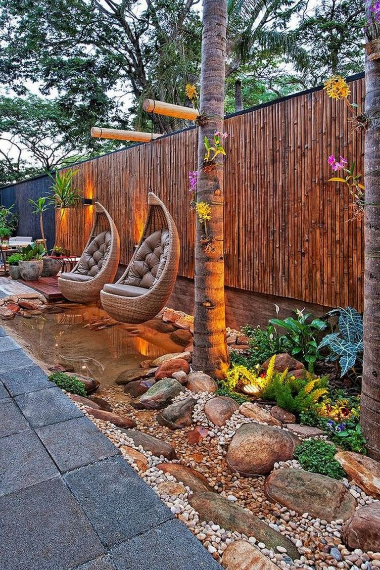 55+ Awesome Fence Ideas for Back Yard and Front Yard ...